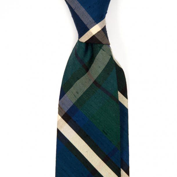 Cravata mătase Shantung