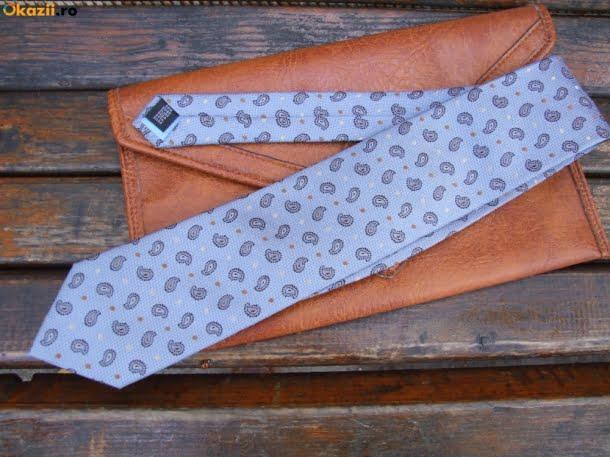 Cravată William Hunt - Savile Row