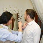 Cum se face o cămașă la comandă la Gina Butiuc