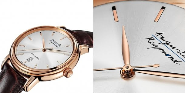 Auguste Reymond- Elegance Automatic Basel World 2014