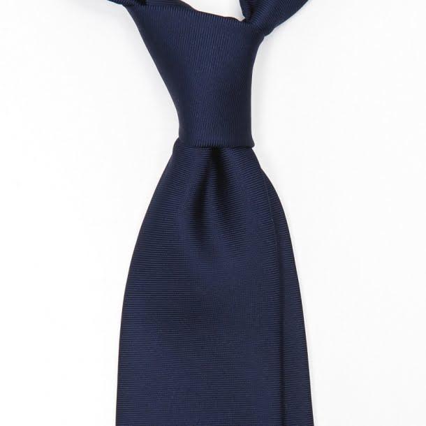 cravata_matase_handmade_simpla_bleumarin_1
