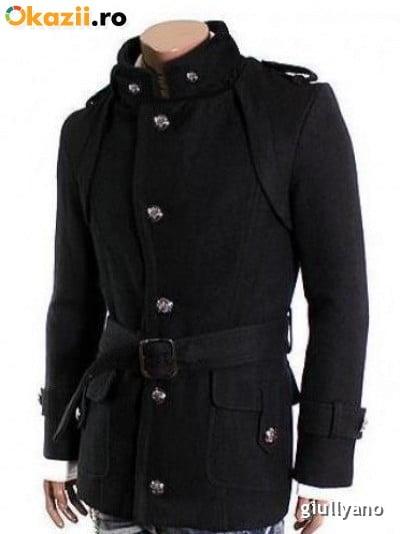 palton militaresc