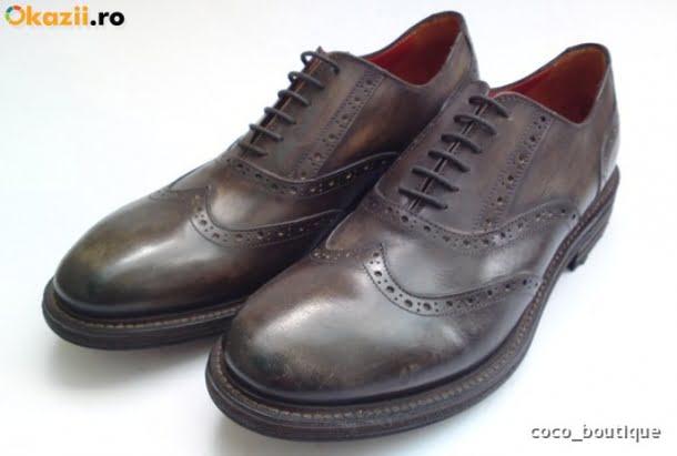 pantofi mari