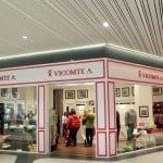 În vizită la Vicomte A. din Promenada Mall București