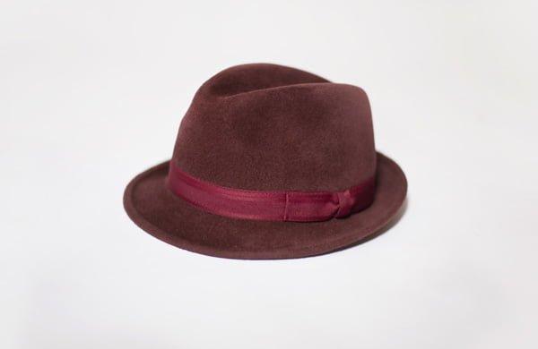 Pălăria trilby