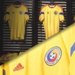 Adidas și FRF lansează noul echipament al Naționalei de Fotbal a României