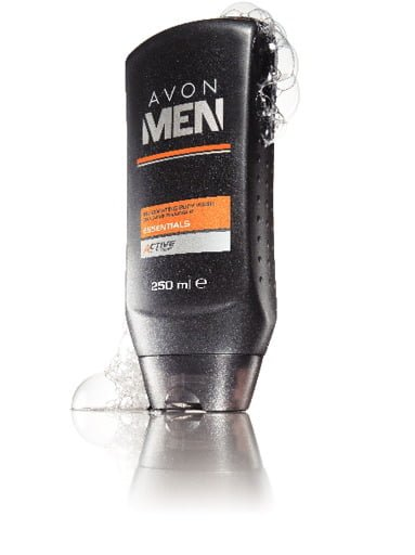 Gel de dus Avon Men