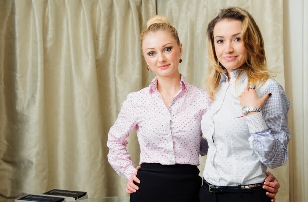 Alexandra si Nicoleta