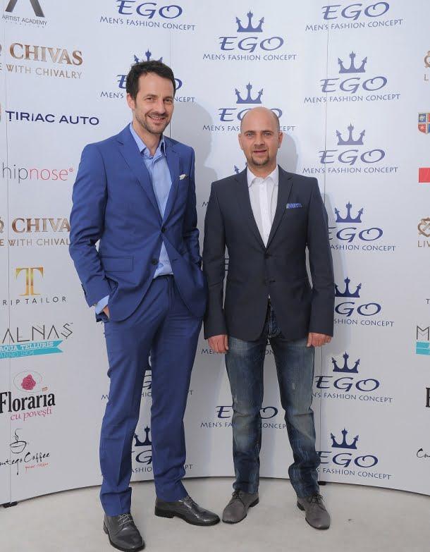 Andrei Aradits si Cosmin Selesi
