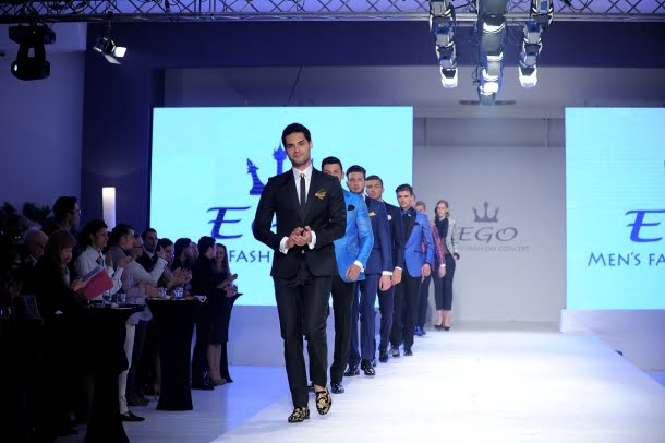 Ego Men's Fashion Concept