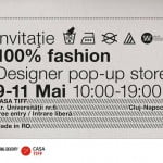 Designer pop-up store! @CASA TIFF