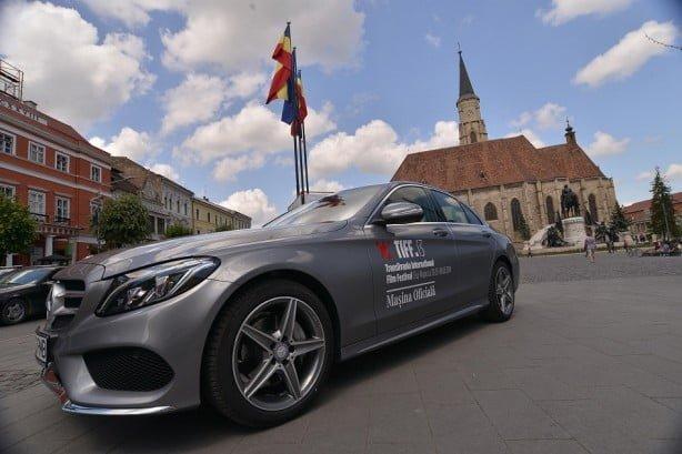 Mercedes-Benz Clasa C - Masina Oficiala TIFF 2014
