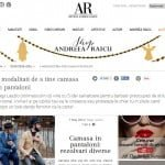 Guest post pe AndreeaRaicu.ro despre cămași