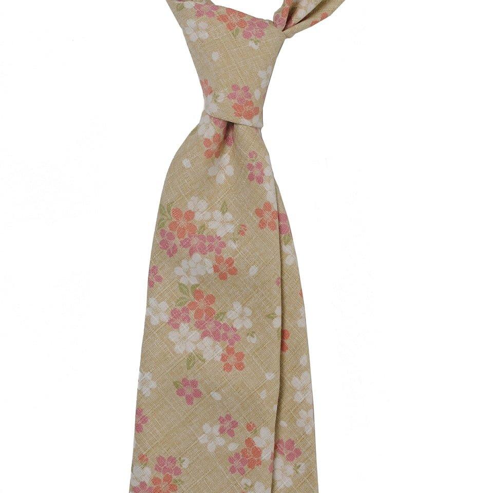 Cravata bumbac japonez