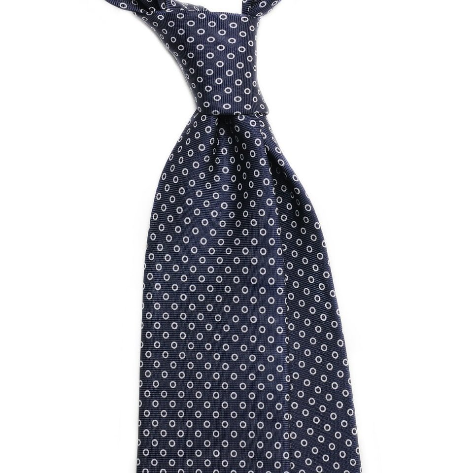 Cravata matase 7 fold hand rolled Urban Ties