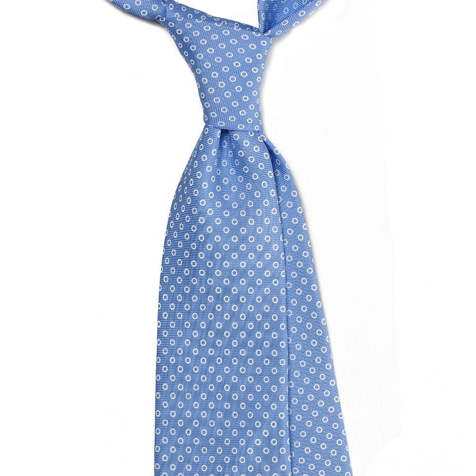 Cravata 7 fold matase hand rolled Urban Ties