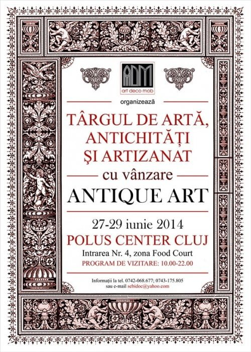Antique Art la Polus Center