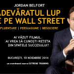 Jordan Belfort – Lupul de pe Wall Street vine in Romania