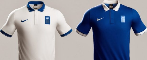 Greece world cup kits