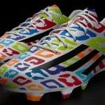 adidas dezvăluie ghetele speciale cu ocazia aniversării lui Lionel Messi