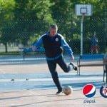 Pepsi adună românii pasionaţi de fotbal în aplicaţia Next 11