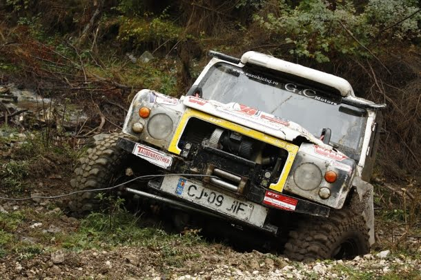 "Peste 500 km de off-road, la Câmpulung Muscel, ""Muscel Adventure Trophy"""