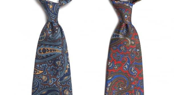 Floral, geometric și paisley sunt noile vedete de pe The Urban Ties