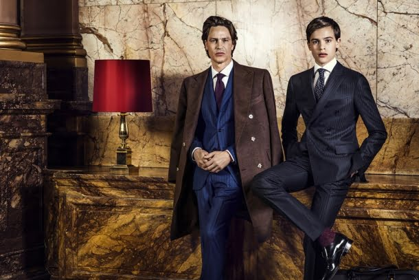 Scabal FW 14 15