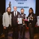 Florin Dobre a fost premiat la Serbia Fashion Week