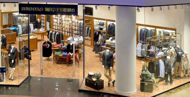 Brooks Brothers a deschis in Bucuresti primul magazin din Romania