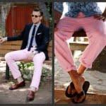 Pot sǎ port roz dacă sunt bărbat