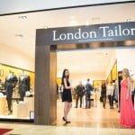 London Tailors sărbătorește relocarea din Băneasa Shopping City