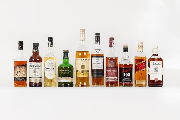 duty free whisky