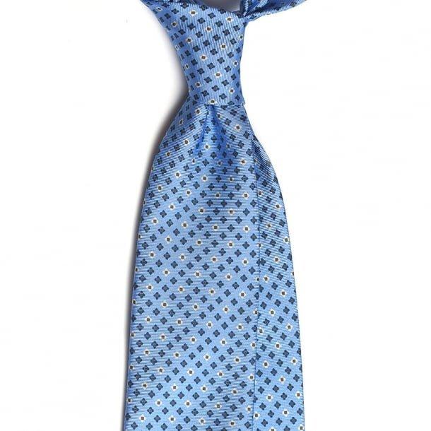 cravate business albastra