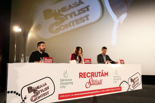juriu Baneasa Stylist Contest