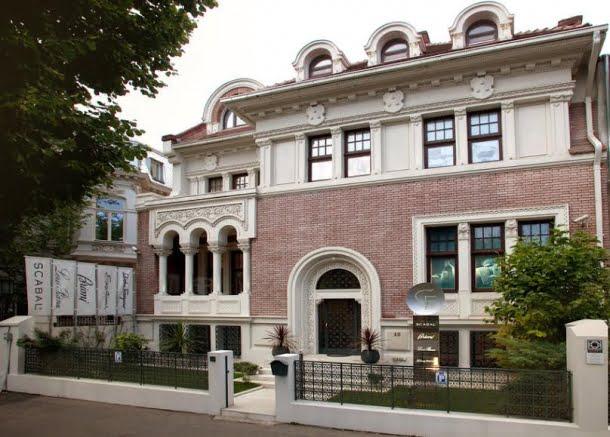casa frumoasa industria de lux