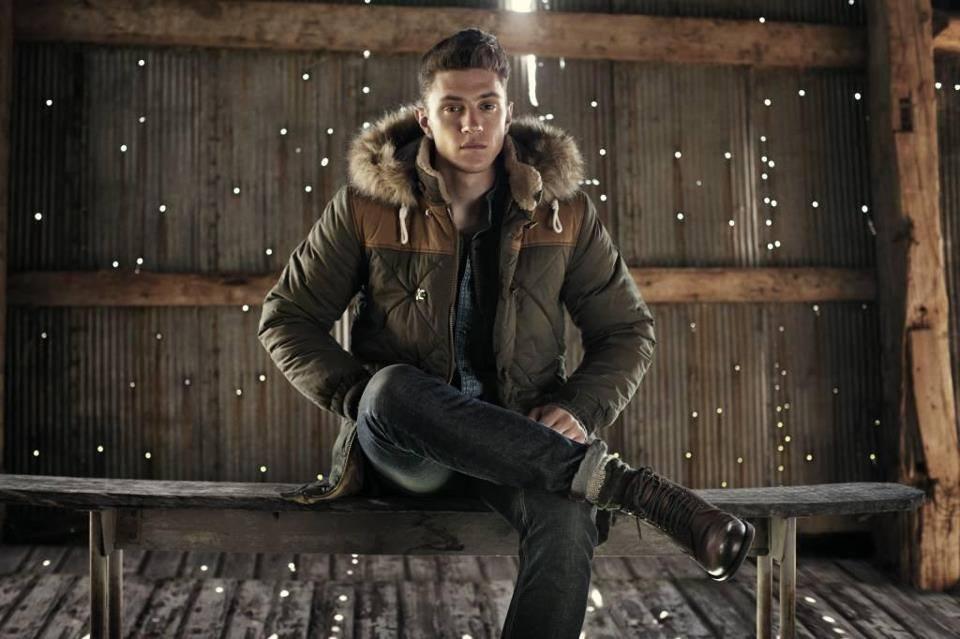 haina de iarna impermeabilă