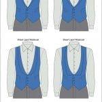 Tipuri de veste din vestimentația masculină