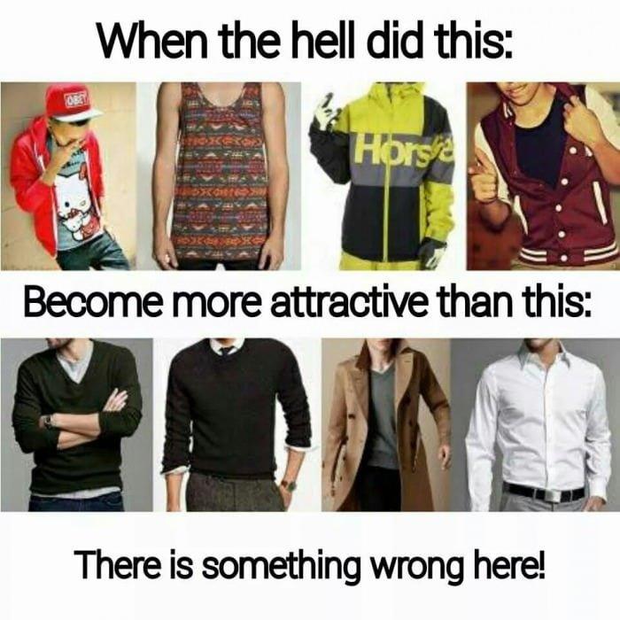 stilul masculin