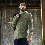 Puloverul tricotat pentru sezonul rece