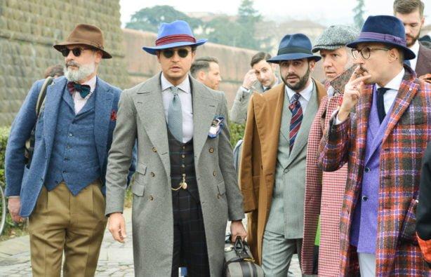 style pitti uomo 87