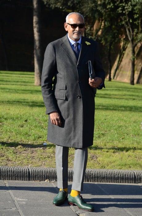 Ignatius Joseph Pitti Uomo 87