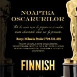 Finnish Cocktail & Club celebrates  ***Oscar Night – Red Carpet Party***