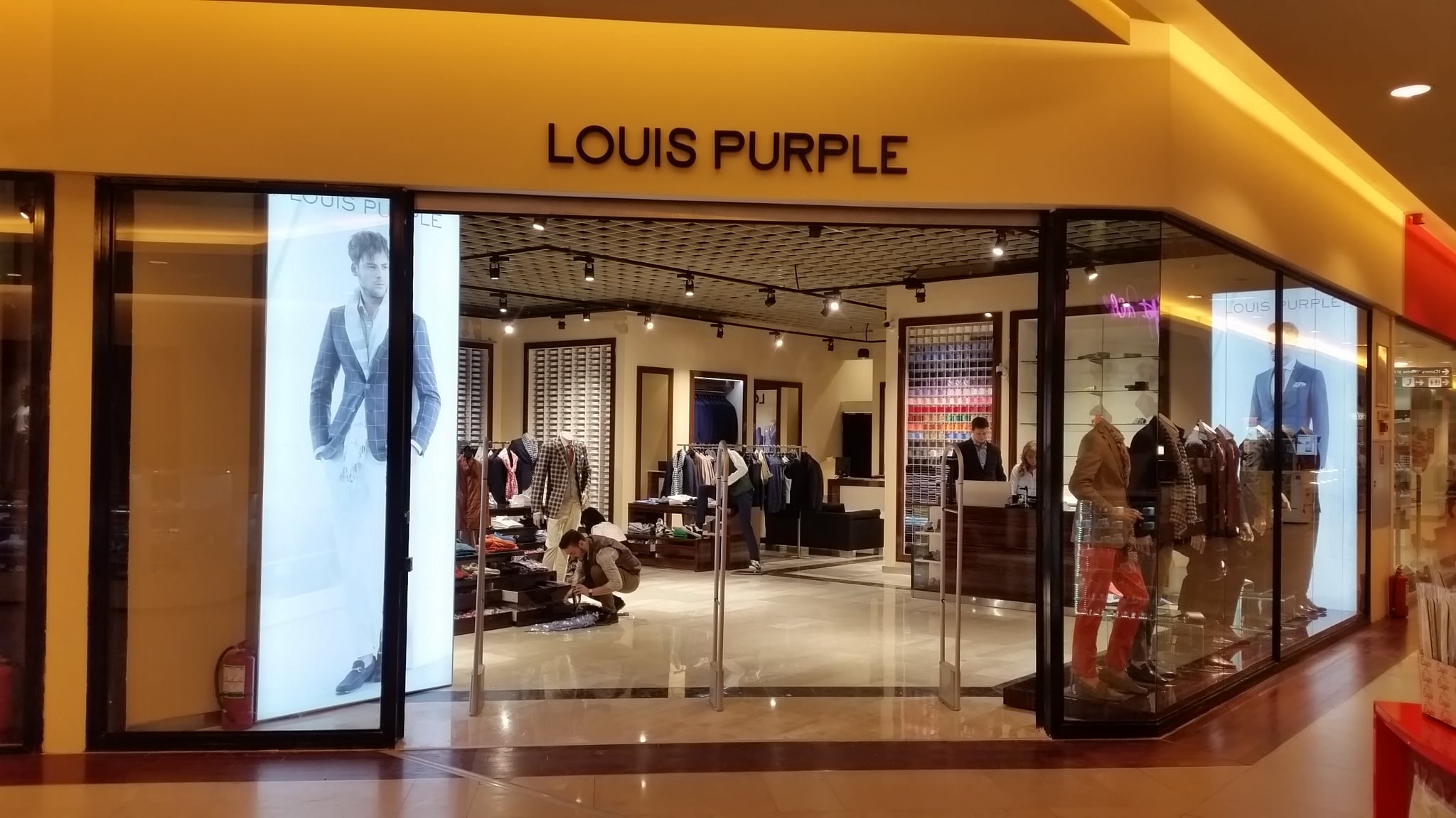 Louis Purple