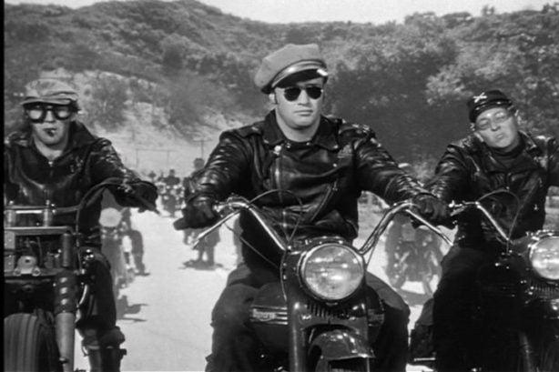 Jacheta de biker