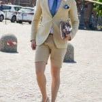 Pantalonii scurti. Doar funcționali sau și stilați?