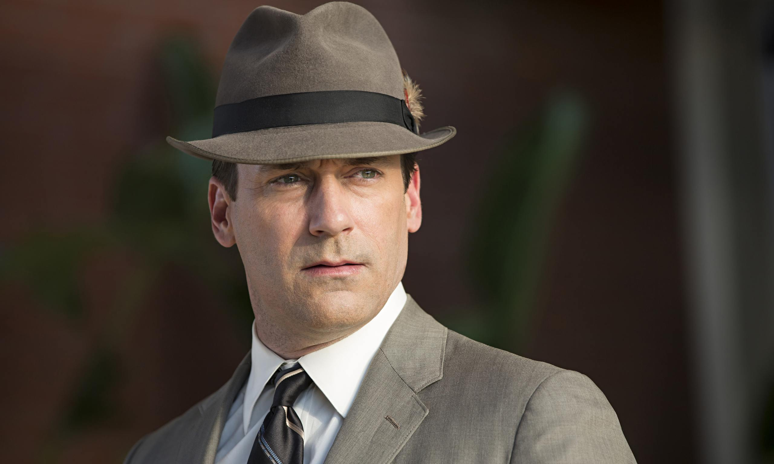 Jon Hamm as Don Draper in Mad Men, season seven