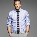 Asigură-te că iubitul tău își asortează corect cravata la cămașă