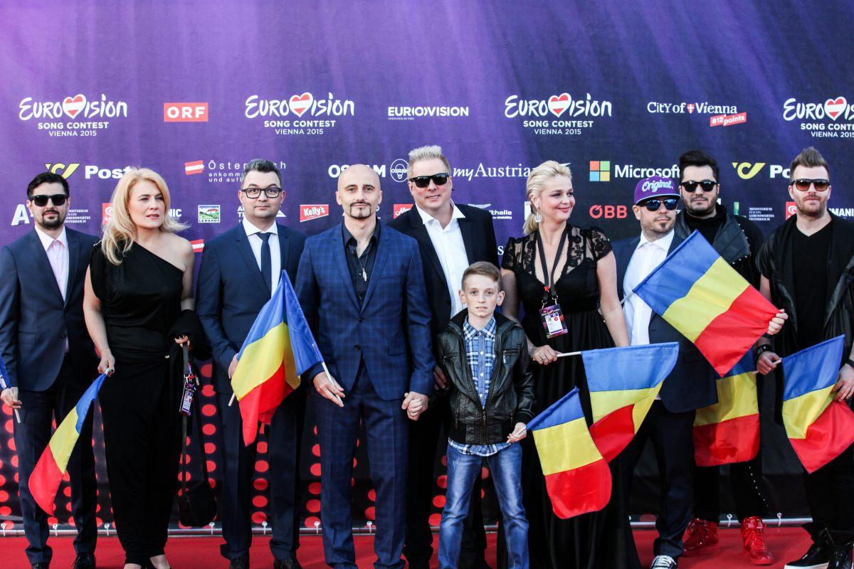 Ținute de la Eurovision