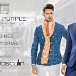 Louis Purple și Stil Masculin te invită la Soirée Sartorial